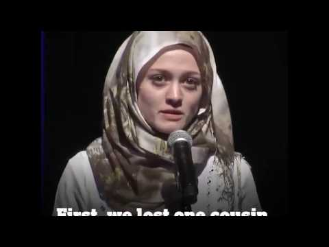 The Media will not show this Story of Syrian Woman!