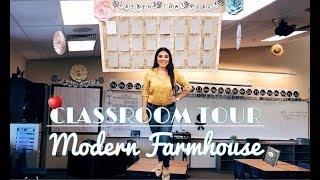 Gambar cover Modern Farmhouse Classroom Tour   4th Grade