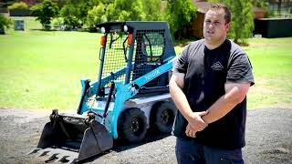 Huski Skid Steers A 'Hire' Learning For Expanding Business