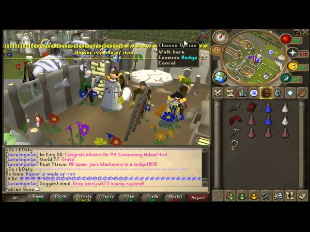 AImostFamous| 99 Summoning Party | ~Accelerated