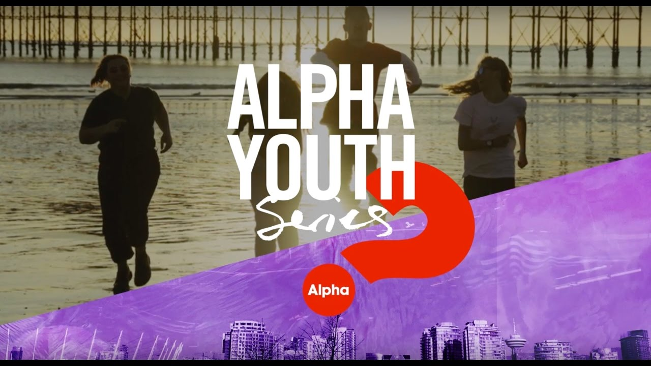 Alpha Youth Series // Coming Soon!