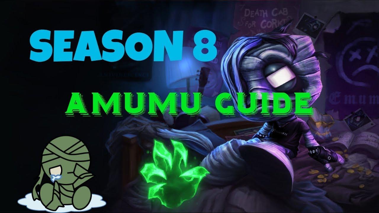 HOW TO PLAY AMUMU LIKE A PRO - Emo Amumu Guide