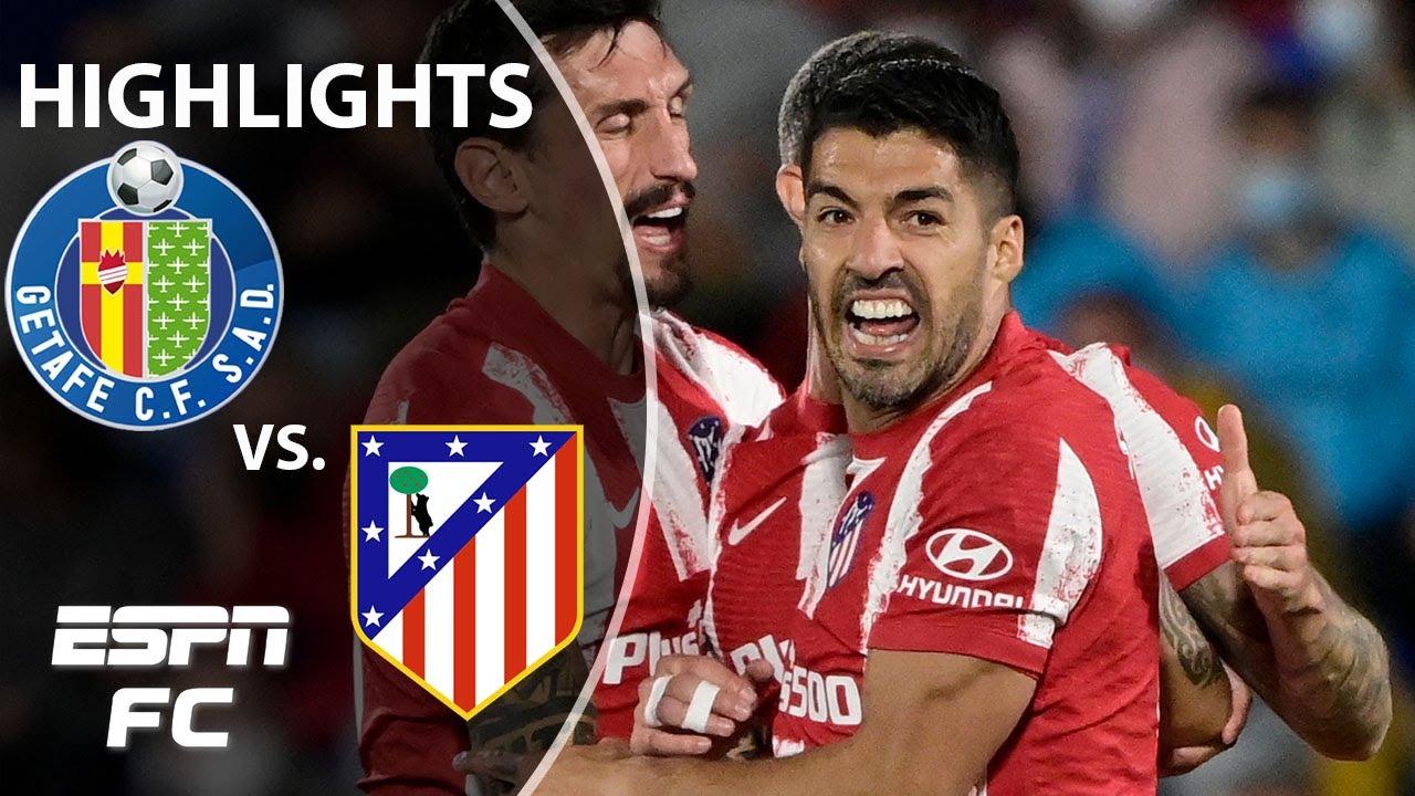 Download Luis Suarez strikes TWICE to complete Atletico Madrid comeback | LaLiga Highlights | ESPN FC