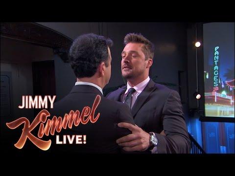 The Bachelor Chris Soules Confronts Jimmy Kimmel