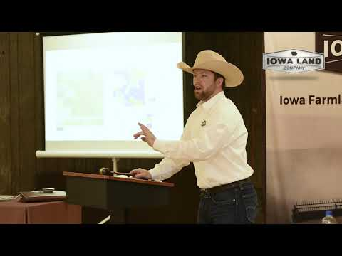 Jefferson County, IA 156 Acre Auction Highlight Video