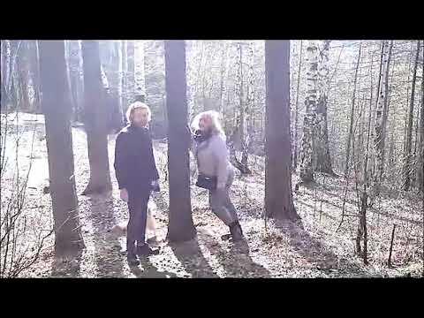 Шаги Победы. Елена Кузнецова и Андрей Бородулин