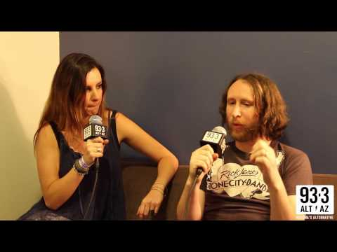 ALT AZ's Christy Taylor Chats With Mike From Incubus Part 1