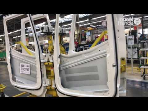 Comment Renault Trucks fabrique ses camions ?  Etape 2 : l