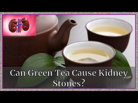 Can Green Tea Cause Kidney Stones?|Kidney deseases| Very ...