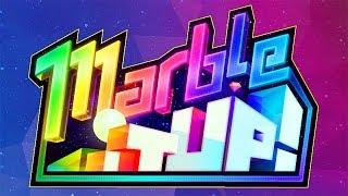 КАТАЕМ ШАРЫ ПОД ЧЁТКУЮ МУЗЯКУ ► Marble It Up!