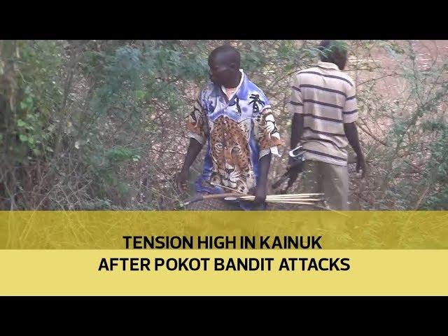 Tension high in Kainuk after Pokot bandit attacks