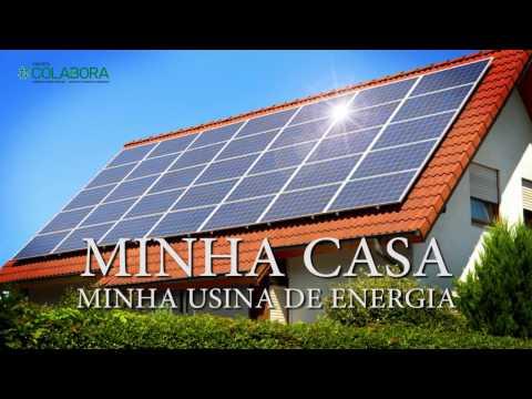 Casa Verde - Produzindo energia