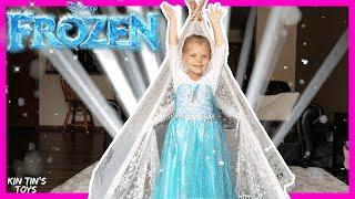 Kids Costume Runway Show | Elsa & Anna from Frozen & MORE!