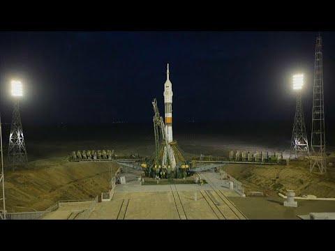 مركبة سويوز تنطلق إلى الفضاء في ذكرى مرور 50 عاما على هبوط الإنسان على سطح القمر…  - نشر قبل 15 ساعة