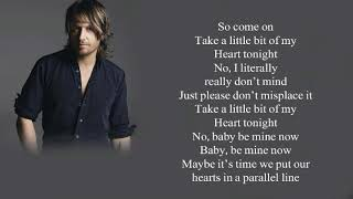 Keith Urban Parallel Line lyrics