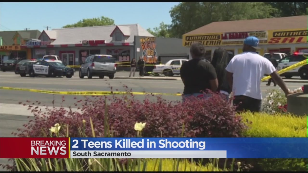 Brothers Killed In Brazen Shooting In Broad Daylight Along Fruitridge Road