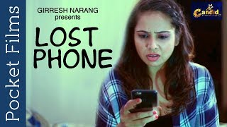 Lost Phone - Thriller Short Film | A Girl Without a Phone