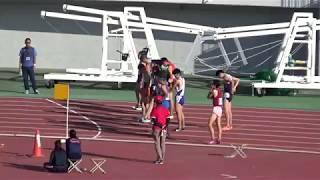 男子1500m 決 勝 5月16日 1着 3:55.23 [150] 赤津 勇進 (3) 日立工 / 茨...