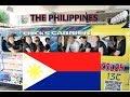 My Journey to the Philippines - Monga J Mukasa