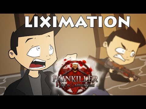 PAINKILLER - Liximation | Ep.1 (Painkiller Animation)