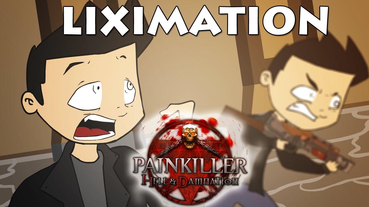PAINKILLER - Liximation | Ep.1 (Painkiller Animation) - YouTube