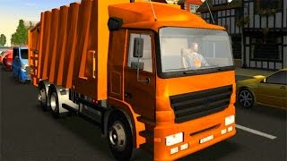 Garbage Truck Simulator - Best Android Gameplay HD