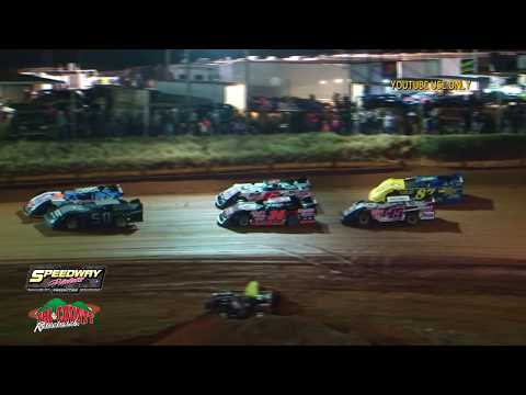 Tri County Racetrack March 16, 2018
