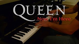 Queen - Now I'm Here (piano cover & free sheet music)