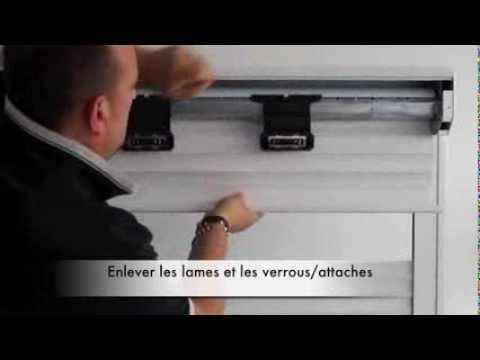 Changer Et Tendre Le Ressort D Une Moustiquaire Enroulable Youtube