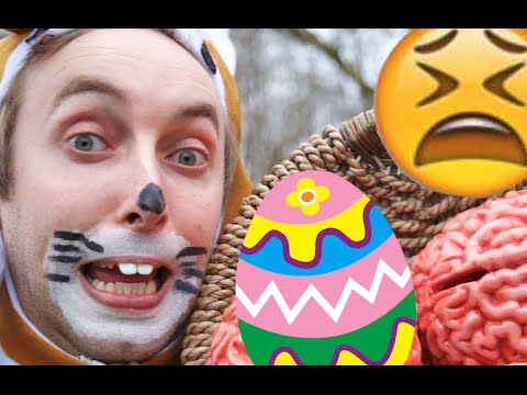 Der verzweifelte Osterhase !!!
