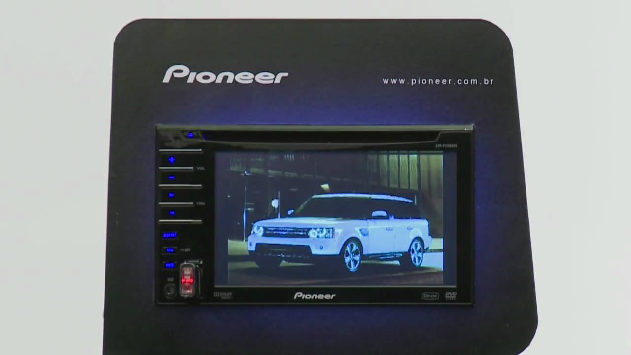 Pioneer Dvd Player Avhp 3180 Youtube Avh 3100 Wiring Diagram