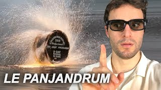 The PANJANDRUM, THE WORST WEAPON IN THE WORLD? true or false #51