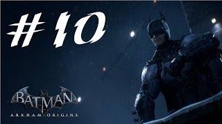 Moving Through the Frozen Ship -  Batman Arkham Origins Hard Mode Playthrough Part 10