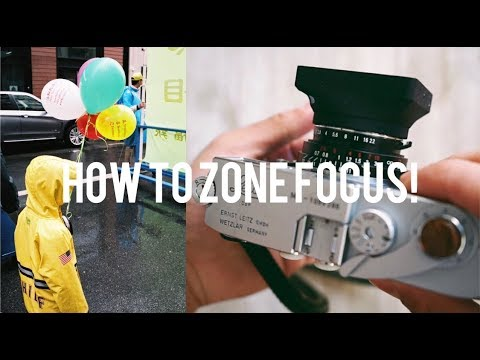MASTER ZONE FOCUSING FOR STREET PHOTOGRAPHY! thumbnail