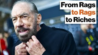 How I Overcame Homelessness Twice to Become a Billionaire | John Paul DeJoria thumbnail