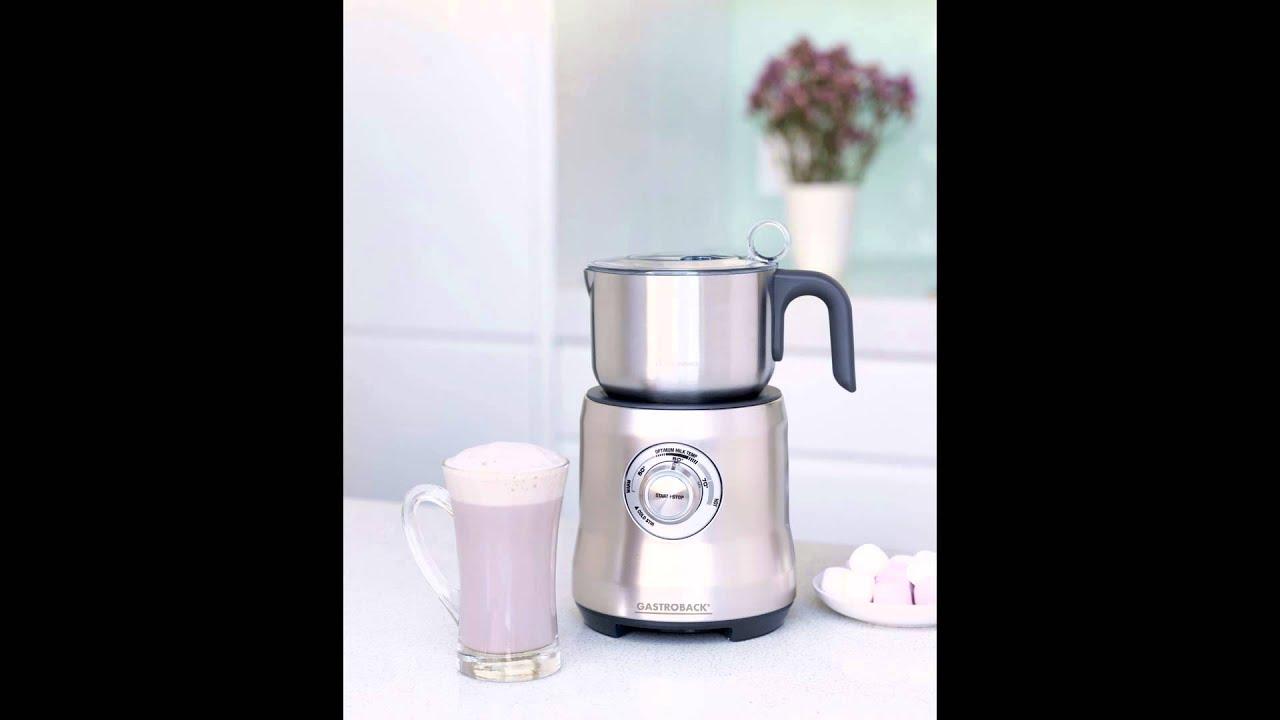 Top 5 elektrischer Milchaufschäumer - YouTube | {Milchaufschäumer 22}