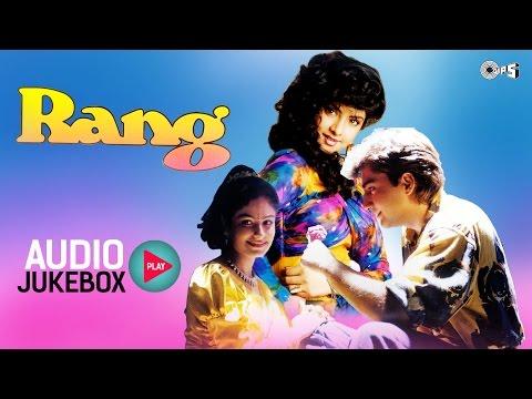 Rang Jukebox - Full Album Songs   Divya Bharti, Kamal Sadanah, Nadeem Shravan