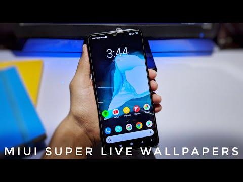 How To Get MIUI Super Live Wallpapers On Any Android They Are Amazing
