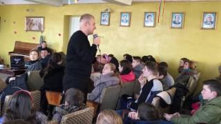 Місто Турка 2 школи і діти з інтернату разом(Моя Сторінка 1 :http://vk.com/slavkosmile , Сторінка 2 http://vk.com/slavkosmile2, Моя група http://vk.com/slaviksmile, Я в Інстаграмі https://www.instagram.c..., 2016-12-23T20:09:41.000Z)