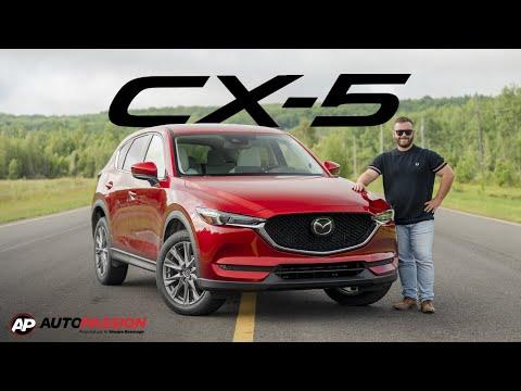 Mazda CX-5 2021.5 - Toujours L'Un Des Meilleurs VUS !