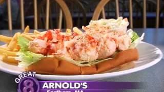 Arnold's - Eastham, Ma (phantom Gourmet)