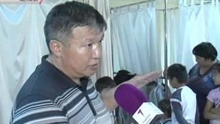 В Астане ажиотаж с продажей школьной формы(, 2014-08-29T00:17:42.000Z)