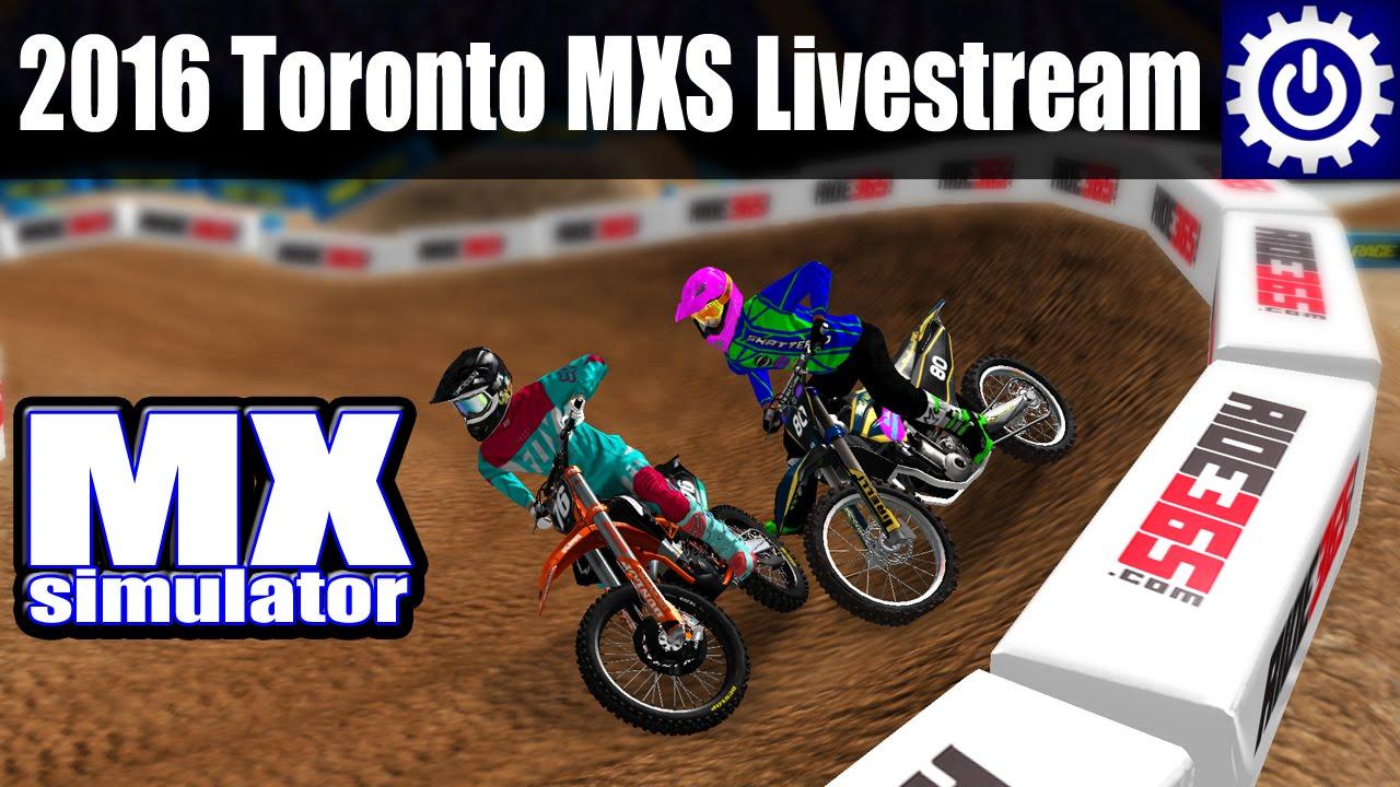 livestream sx