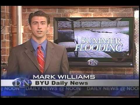 Herriman Utah Home Flooding