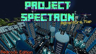 Project Spectron Map Showcase On Minecraft Bedrock Edition