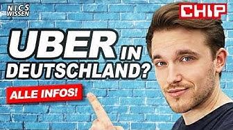 Uber Deutschland - Alle Infos zum Start-up   NICs Wissen   CHIP