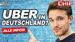 Uber Deutschland - Alle Infos zum Start-up | NICs Wissen | CHIP