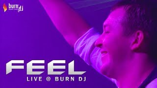 DJ Feel live @ BURN DJ (December 2012) / STADIUM LIVE