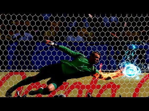 Amazing and Hard Goalkeeper Saves in Football!! [2020 UPDATE]