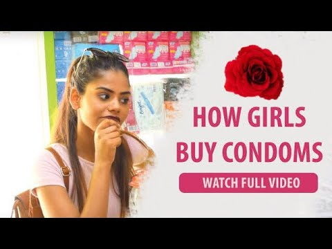 Types of People Buying Condoms